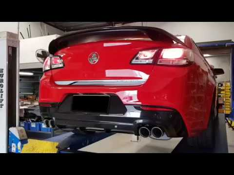 Difilippo Exhaust Ve Ss