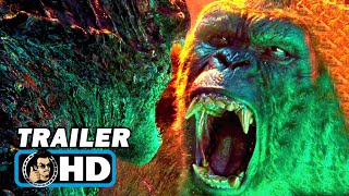 GODZILLA VS KONG Let Them Fight Trailer | NEW (2021) Sci-Fi Movie by JoBlo Movie Trailers