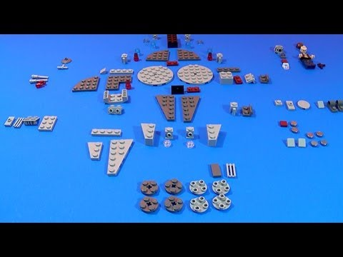 Vidéo LEGO Star Wars 75030 : Millennium Falcon