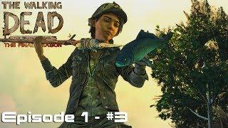 The Walking Dead: The Final Season - Episode 1, Part.3 - La pêche