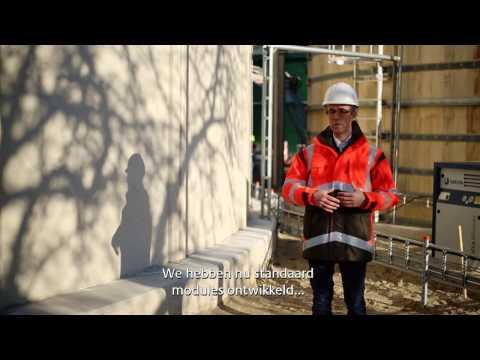Modulaire, verplaatsbare waterzuiveringsinstallaties in Limburg