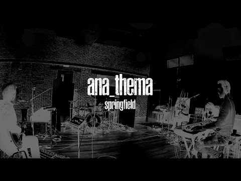 Anathema - Springfield (from The Optimist) online metal music video by ANATHEMA