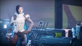 Destiny 2  Warmind - Data Recovery - Speak to Ana Bray Gameplay Walkthrough