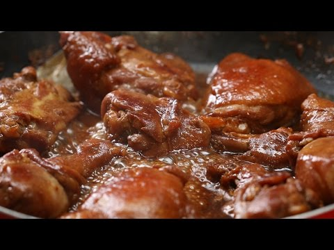 One-Pan Chicken Adobo