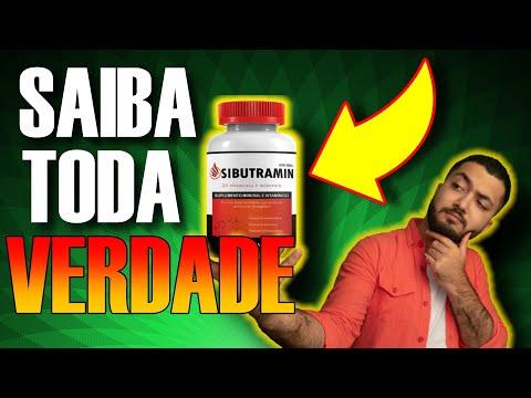 DESCUBRA!DEPOIMENTO SOBRE SIBUTRAMIN FUNCIONA?| SAIBA TODA VERDADE!
