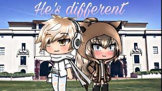 He's different // Gacha Life \\ ep. 1