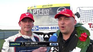 TV Programme: Snetterton