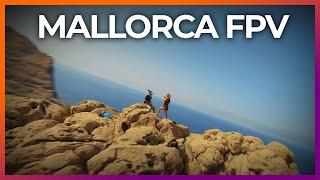 Visit Mallorca - Mountain surfing with my FPV drone in Mallorca - DJI FPV - GoPro Hero 9