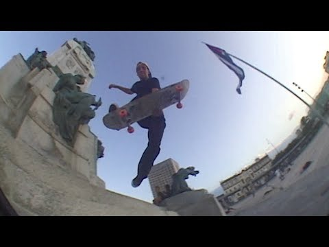 The Skate Witches' Portal to Havana Video