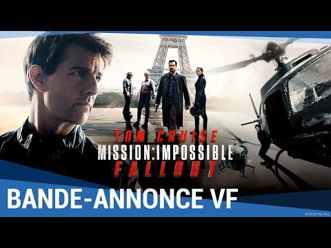 MISSION : IMPOSSIBLE - FALLOUT - Bande-annonce finale VF [maintenant en vidéo]