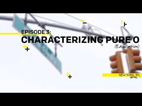 """Ep3: Describiendo """"Pure O"""" (Obsesivo Puro)"""