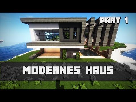 Tipps Für Ein PERFEKTES HAUS In Minecraft Youtubefunvideo - Minecraft modernes haus bauen part 1