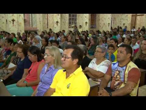 Fiéis celebram Santo Antônio com orações e músicas  em Borba, AM