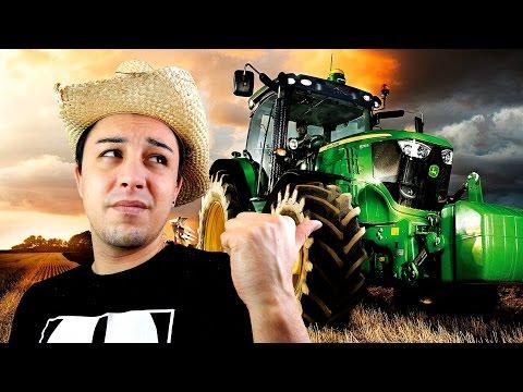Le tracteur de la mort ! (Death Tractor)