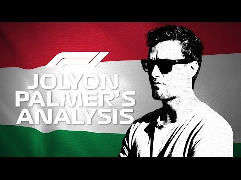 'Brilliant Racing' And 'Genius Strategy' | Jolyon Palmer On The 2019 Hungarian Grand Prix