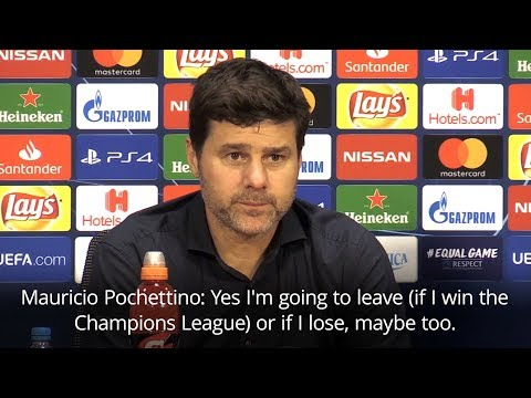 Mauricio Pochettino Hints At Spurs Future After All-English Champions League Final
