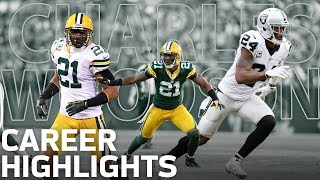 Charles Woodson ULTIMATE Ballhawk Career Highlights! | NFL Legends