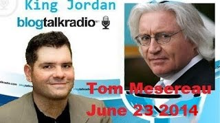 23 06 2014 Mesereau on KJR sub ita - MJ was very verbal that he thought Sony was involved