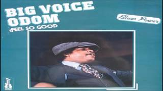 """ANDREW """"Big Voice"""" ODOM - I Made Up My Mind"""
