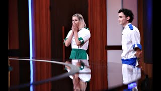 Florin Dumitrescu pierde primul concurent! Andrei Tănasă a fost eliminat de la Chefi la cuţite!