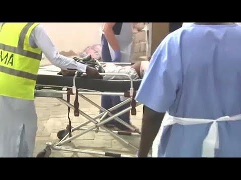 Νιγηρία: Λουτρό αίματος με «καμικάζι» και ρουκέτες