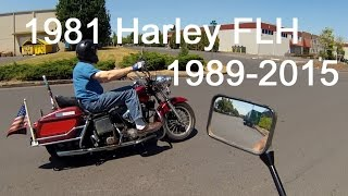 The Story of my Harley-Davidson FLH