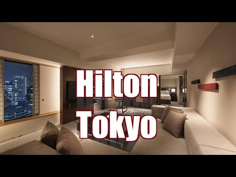 Review of the Hilton Tokyo in Japan