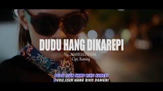 Mahesa Ft. Dinda Amora - Dudu Hang Dikarepi (Official Music Video)