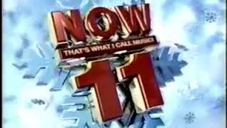 Now That's What I Call Music Vol 11 | Official US Commercial