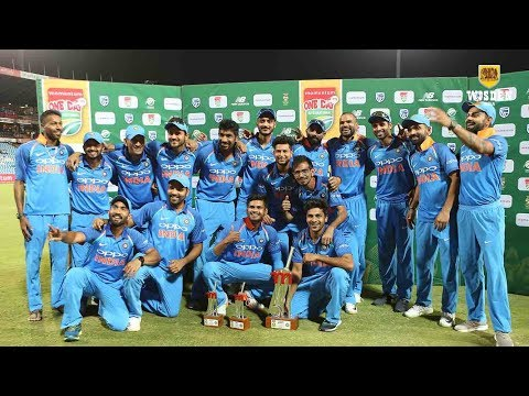 Magnificent Kohli leads India to 5-1 series victory