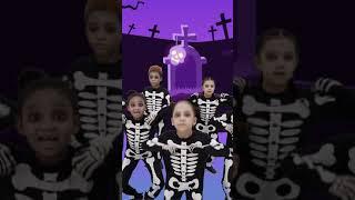 💀 Chumbala Cachumbala Dance #Halloween #Pinkfong