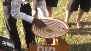 Опыты с водой. Экватор. Уганда.