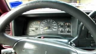 1996 chevy silverado for sale