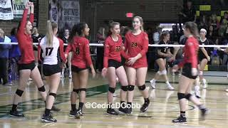Bailey Fuches Highlights @ Scottsdale Community College Tournament