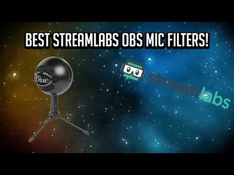 How To Remove Background Noise in Streamlabs OBS with FinDiesel