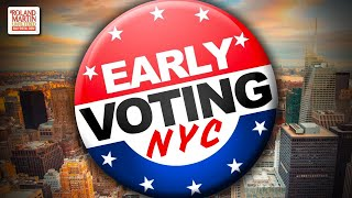 NYC's Early Voting Plan Favors White, Affluent Voters & Puts An Undue Burden On Low Income Voters