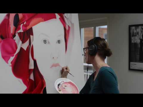 Meet the artist Anna Halldin Maule