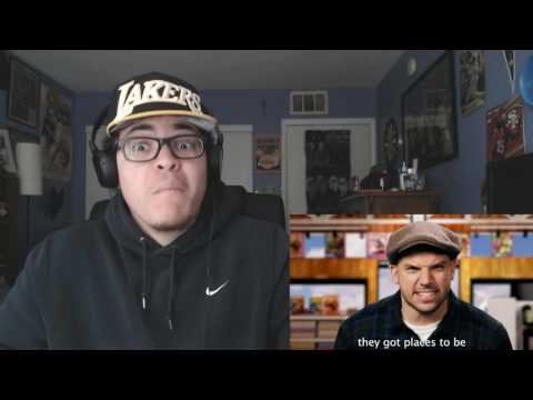 Nice Peter vs EpicLLOYD - Epic Rap Battles of History Season Finale REACTION!
