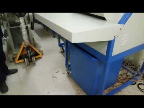 Corrugated Box Shredder Machine
