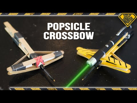 Pocket Crossbow