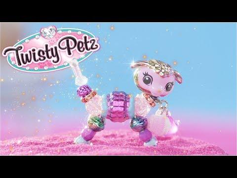 Rokassprādze - rotaļlieta meitenēm Twisty Petz Singles Lip Gloss