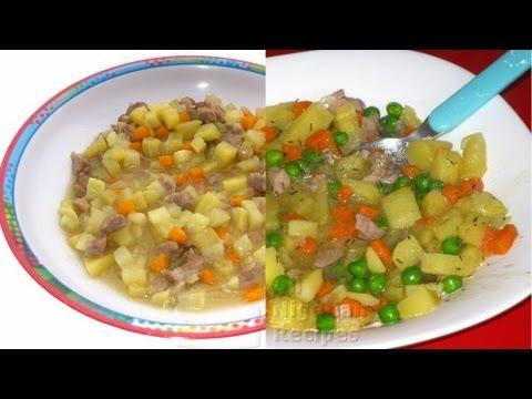 Video Meaty Sweet Potato (Kids recipes) | All Nigerian Recipes