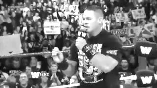 John Cena Rap to The Rock  (Kayfabe MashUp)
