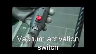 Профессиональный пароочиститель Portotecnica New Steamy от компании ТОО СТАТ ИНЖИНИРИНГ - видео