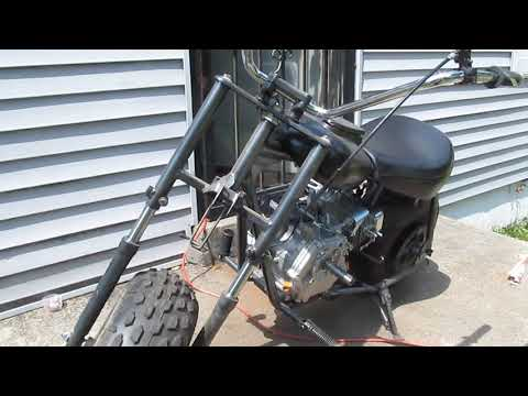 Predator 301cc Exhaust