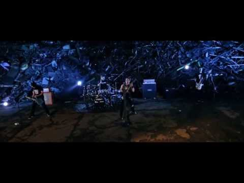 Hand Grenade - Hand Grenade - Nejsi anděl (Oficiální videoklip)