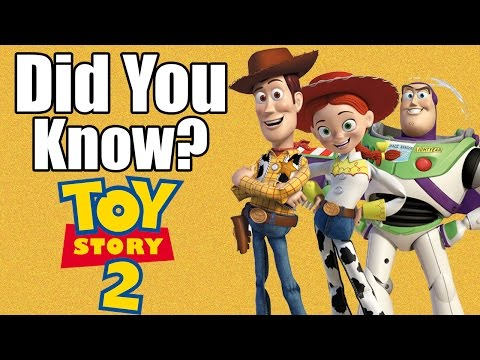 DID YOU KNOW? - Toy Story 2 (1999)
