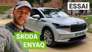 Essai Skoda Enyaq : la nouvelle référence des SUV électriques ?