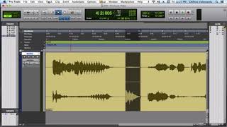 How to Trim Clip to Selection Pro Tools Shortcut!