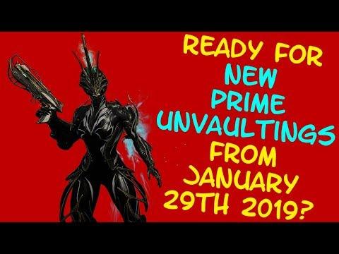 The Prime Vault's Best Item   Warframe - смотреть онлайн на Hah Life
